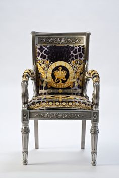 A new chair from Versace Home