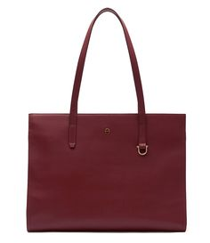 Etienne Aigner The Executive Tote at Dillards.com. Cordovan, $375.