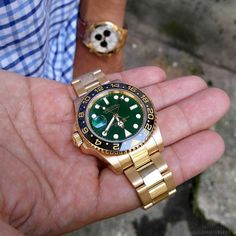 Breakfast is served GMT II Green Dial $23250 Call or Email for a Taste [see stories for more deals]