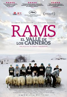 Rams El valle de los carneros - Hrútar