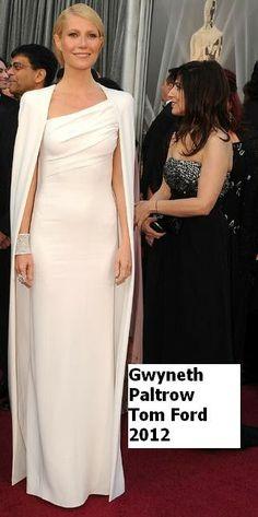 Gwyneth Paltrow, Oscars 2012 red carpet