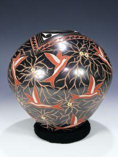Mata Ortiz & Casas Grandes Pottery