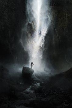 theartofanimation:  Glenn Porter - http://tavenerscholar.deviantart.com - http://www.gporterdesign.com