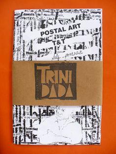 Trinidada Zines | Self-portrait Zine | Online Store Powered by Storenvy