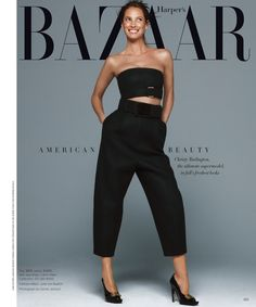 wild at heart: christy turlington by daniel jackson for us harper's bazaar june/july 2013 | visual optimism; fashion editorials, shows, campaigns & more!