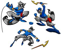 sly cooper - Google Search