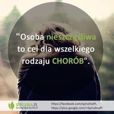 Nie daj się chorobie! Bądź szczęśliwy! #zdrowie #choroba #dieta #sentencje #motywacja