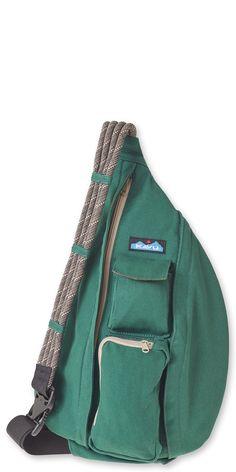 KAVU Rope Bag | Pine | $50