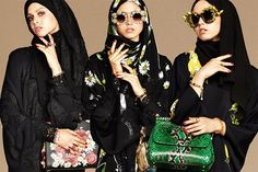 Dolce and Gabbana Launches Hijabs | #DolceAndGabbana #Fashion #Trends