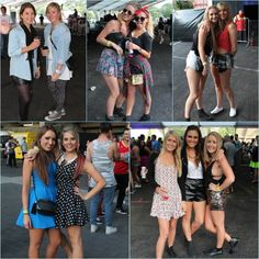 Calvin Harris Electronic Music Auckland People Events Photos Fashion Street Fashion