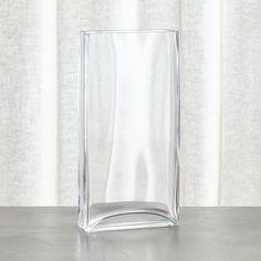 Brooklyn Tall Vase - Crate and Barrel