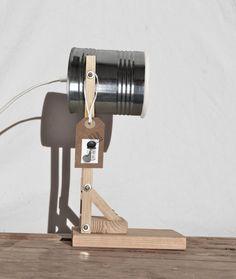 Flexo de mesa / lampara mesilla de noche / lampara por ILIUI
