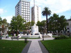 Plaza de la Merced, Pergamino - Provincia de Buenos Aires (Argentina)