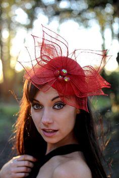 Debbie BY DEB FANNING  #millinery #hats #HatAcademy