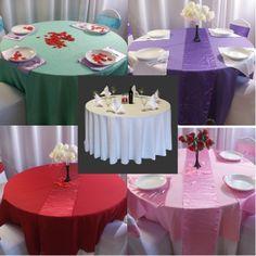 Специальный завод прямой отель скатерти свадебные скатерти круглые скатерти скатерти отель скатерть полиэстер Твердые - Taobao