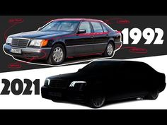 Mercedes-Benz S600 W140 Redesign: Bringing back the best S-Class of all time - YouTube Mercedes S Class, Mercedes Benz, Benz S Class, Classic Mercedes, Car Mods, Big Wheel, Car Videos, Back To The Future, Used Cars