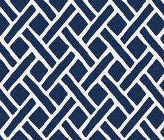 Savannah Trellis // Crisp White Summer Lawn fabric by willowlanetextiles on Spoonflower - custom fabric Coral Wallpaper, Custom Wallpaper, Linen Wallpaper, Neutral Wallpaper, Room Wallpaper, Coral Fabric, Linen Fabric, Textured Walls, Trellis