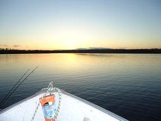 Take me fishing on the lake