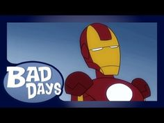 Bad Days Season 1 Episode 11: Iron Man