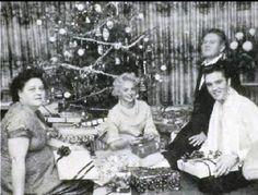 130 - 1 Elvis, ouders, Anita Wood