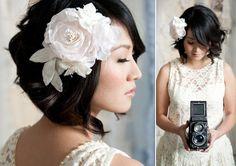 Etsy Roundup: Bridal Hair Pieces - I61studio Blog