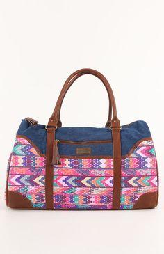 Rip Curl Tribal Gear Bag #pacsun