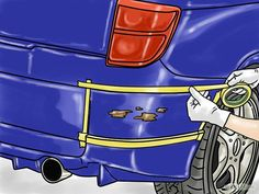 How to Remove Rust from a Car: 13 Steps (with Pictures) - wikiHow