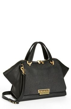 ZAC Zac Posen 'Eartha' Double Handle Satchel available at #Nordstrom