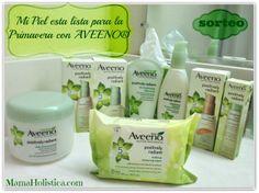 Mi Piel está lista para la Primavera con Aveeno®. Sorteo #AveenoActiveNaturals