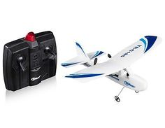 ﹩22.99. Top Race® C185 Electric 2 Ch Infrared Remote Control Rc Airplane, Ready To Fly    SKU - TR-C185, Manufacturer Part Number - TR-C185, Manufacturer recommended age - 14 years and up, UPC - 885303206430