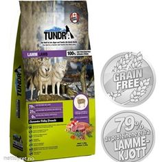 • Tundra Clearwater Valley 11,34kg Lamb Hundefor Lamb, Baby Sheep