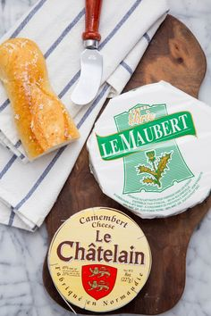 What's the Difference Between Brie and Camembert? — Word of Mouth