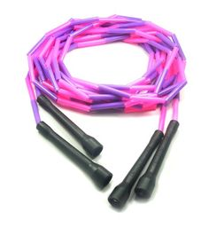 Beaded Double Dutch Jump Ropes - Hand made in USA $14.95 (save $2.00)
