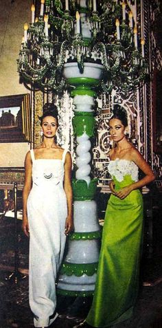 Fashion Shoot at the Golestan Palace Museum in Tehran, 1960's, Iran - Courtesy Homa Nasab for Iranica Pictura
