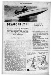 RunaboutsOutboard DragonFlyII