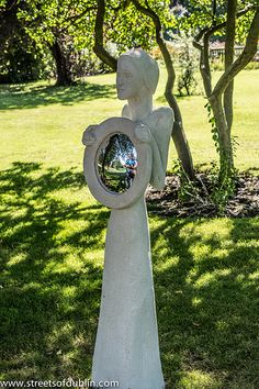 The Bewitcher by Kate Goodhue: Sculpture In Context 2012 at the National Botanic Gardens [The Streets Of Ireland]