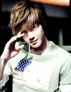 Actor, Singer and Model: Kim Hyun Joong