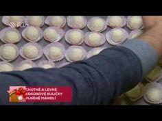 Nepečené kokosové kuličky - YouTube