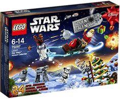 Die besten Lego Adventskalender 2015: Lego Star Wars, Lego Friends und Lego City