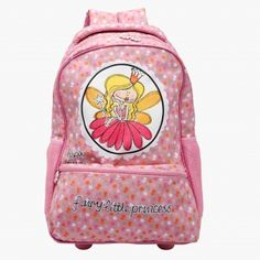 Fairy Little Princess Trolley Backpack Happy House, Girl Backpacks, Baby Shop, Little Princess, Backpack Bags, Graphic Prints, Girl Outfits, Children, Best Deals