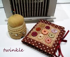 TWINKLE PATCHWORK: julio 2009