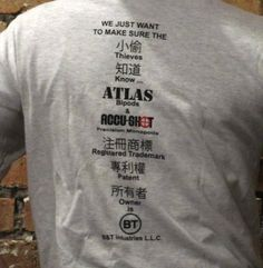 """Grey Gildan 100% cotton T-shirt with """"B"""