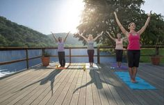 Top Health and Fitness Resorts and Retreats | Eating Bird Food