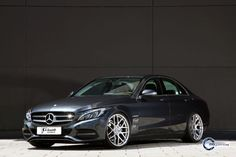 Mercedes-Benz C-Klasse W205 - Tuner - Schmidt Revolution - mbGalerie.org