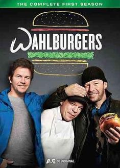 WAHLBURGERS:COMPLETE FIRST SEASON