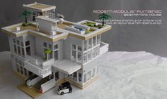 Please vote for my Modern Modular Lego house at Lego Cuusoo. Other colours proposed. http://lego.cuusoo.com/ideas/view/37875
