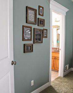 Image result for best valspar green paint color of the day   Attics ...