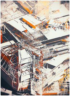 SCAFFOLDING by atelier olschinsky