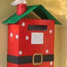 santa's postbox - easy