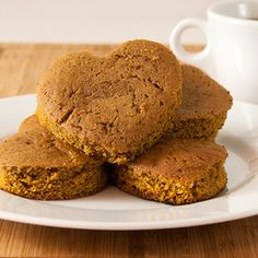 Pumpkin Spice Latte Cookies: Nothing's better than snuggling up with a warm Pumpkin Spice Latte… cookie!